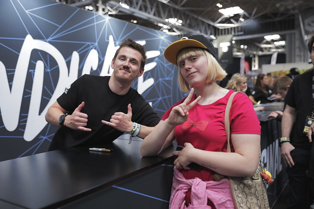 Special Guests - Insomnia66   The UK's Biggest Gaming Festival